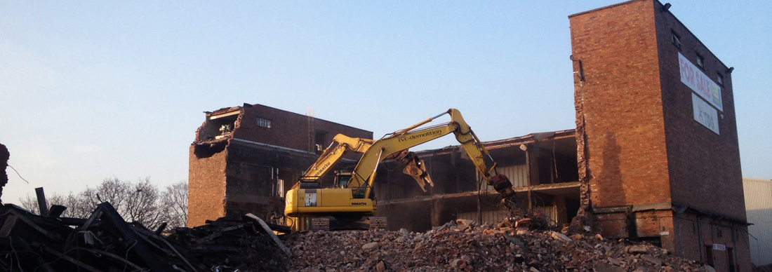 Industrial Demolition & Site Clearance